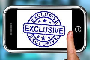 That 'exclusive' deal might not be all that it seems…