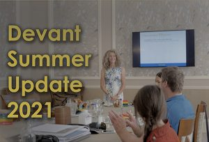 Devant Summer Update 2021